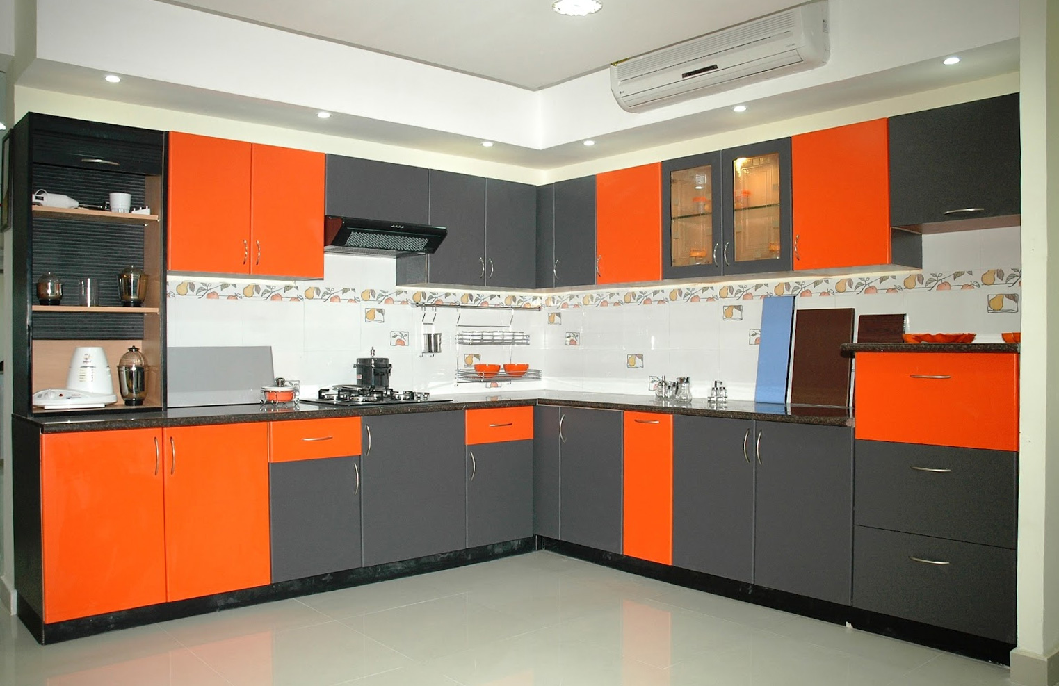 Aadhavan sai decors dealing with all types of decors for Aluminium kitchen cabinets in chennai